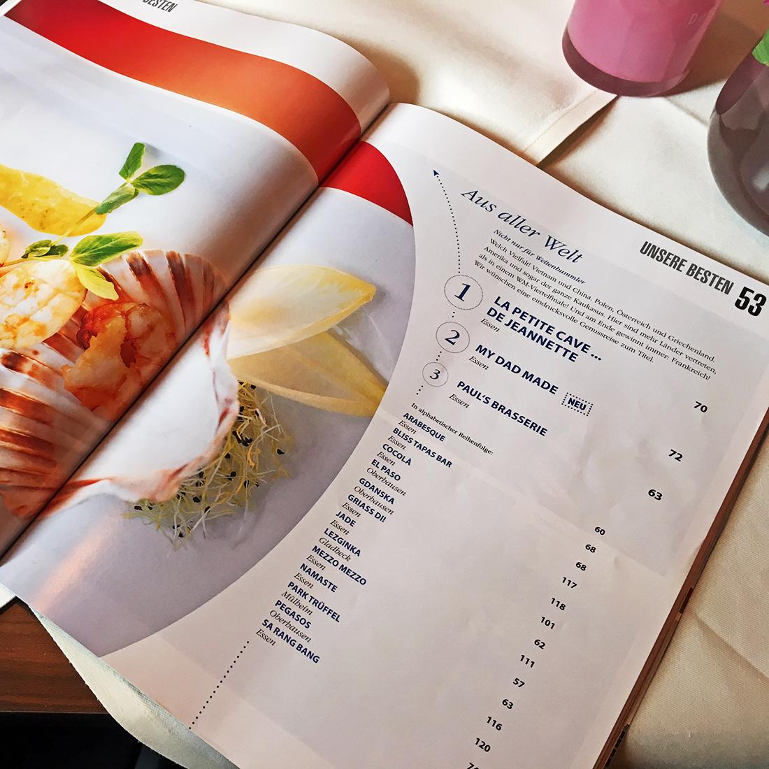 Essen geht aus! Die besten Restaurants mit internationaler Küche
