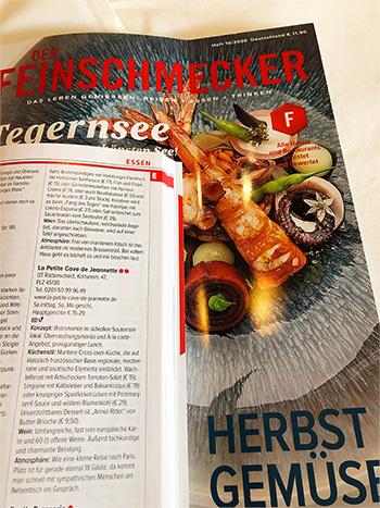 Der Feinschmecker / Heft 10 / 2020
