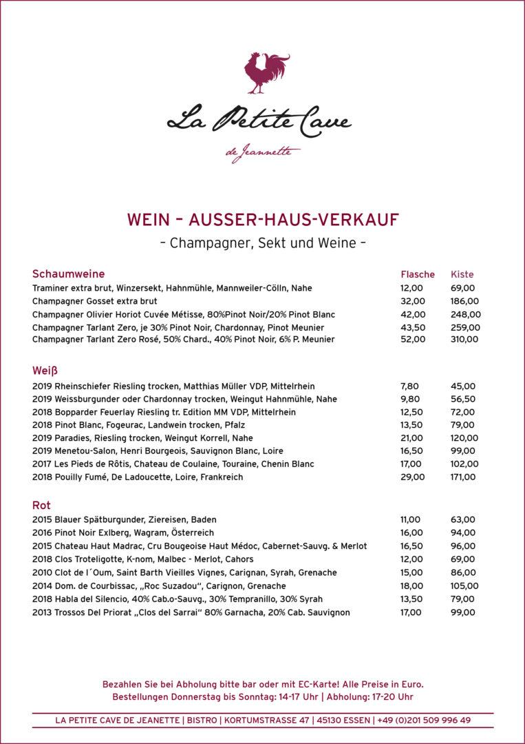 La-Petite-Cave_Weinkarte